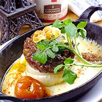 エゾ鹿ほかお肉料理を中心とした本格ビストロ
