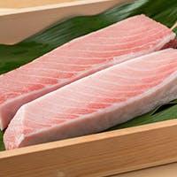 朝採れ鮮魚と自慢の生本マグロ