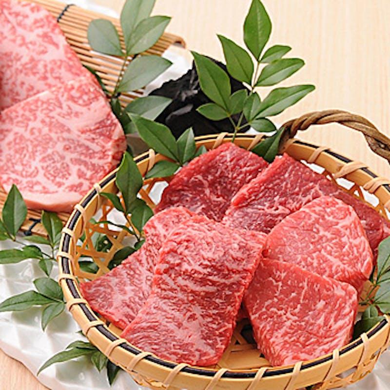 【上タン塩コース】熟成和牛カルビ&ロース・ハラミなど全11品+1ドリンク(11:30限定)