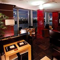 新宿で素敵な景色を眺めながら、美味しい京料理が楽しめるお店