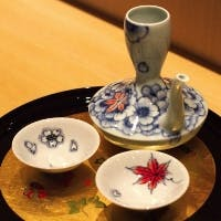珍しい日本酒や焼酎などをご用意