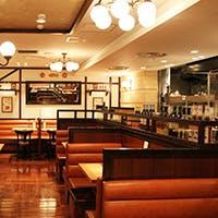池袋駅直結の池袋パルコ内にある洋食レストラン