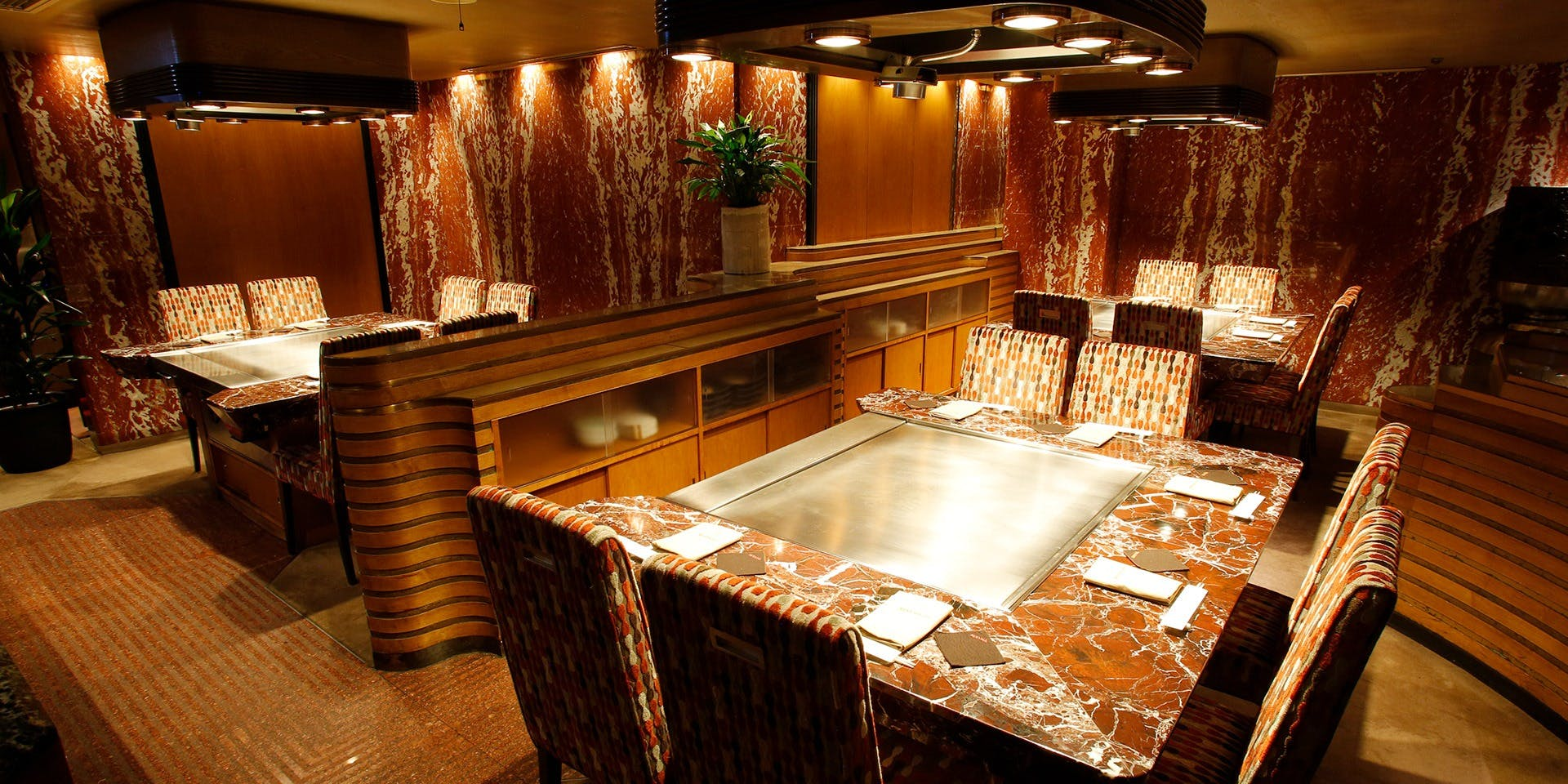 記念日におすすめのレストラン・六本木モンシェルトントンの写真2