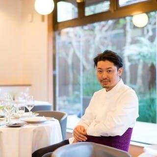 chef 鈴木 謙太郎 kentaro suzuki