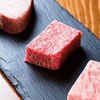 極上のお肉と創作鉄板料理をお愉しみ下さい