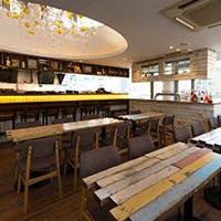 醸造所付きレストラン・バー