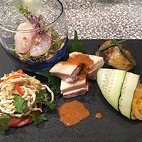 厳選食材で彩られた本格中華、贅沢な味わいに舌鼓
