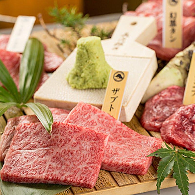 【ミックスランチ】4種のお肉を味わうランチセット