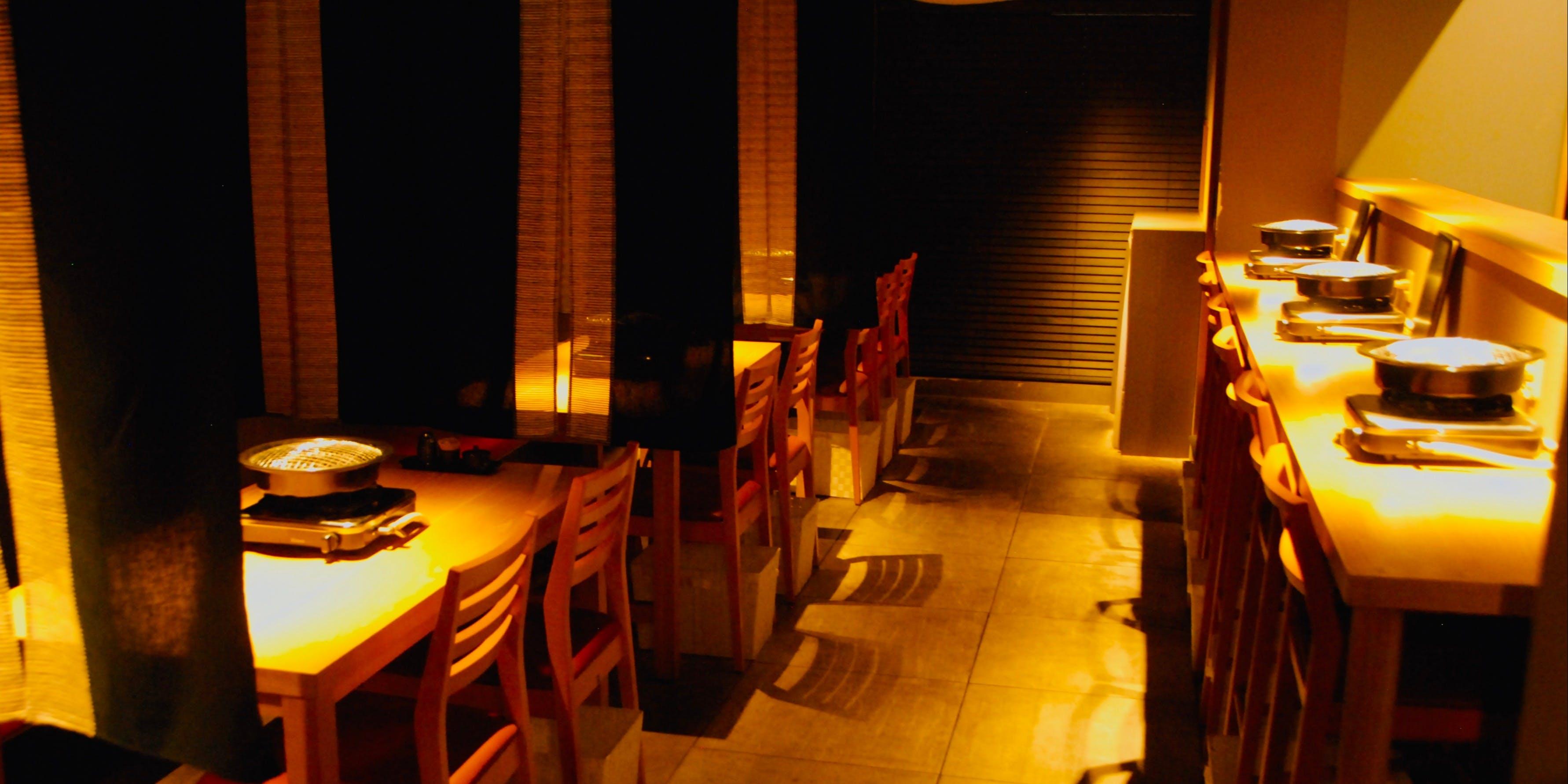 記念日におすすめのレストラン・しゃぶ焼 ふくのやの写真1