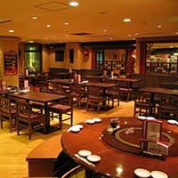 【2Fフロア】横浜中華街 唯一の香港飲茶専門の食べ放題フロアです