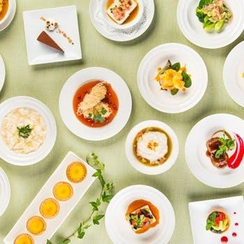 【B1フロア】美食同源をコンセプトにした新感覚のオーダーバイキングです