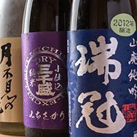 美食を引き立てる日本酒とワイン