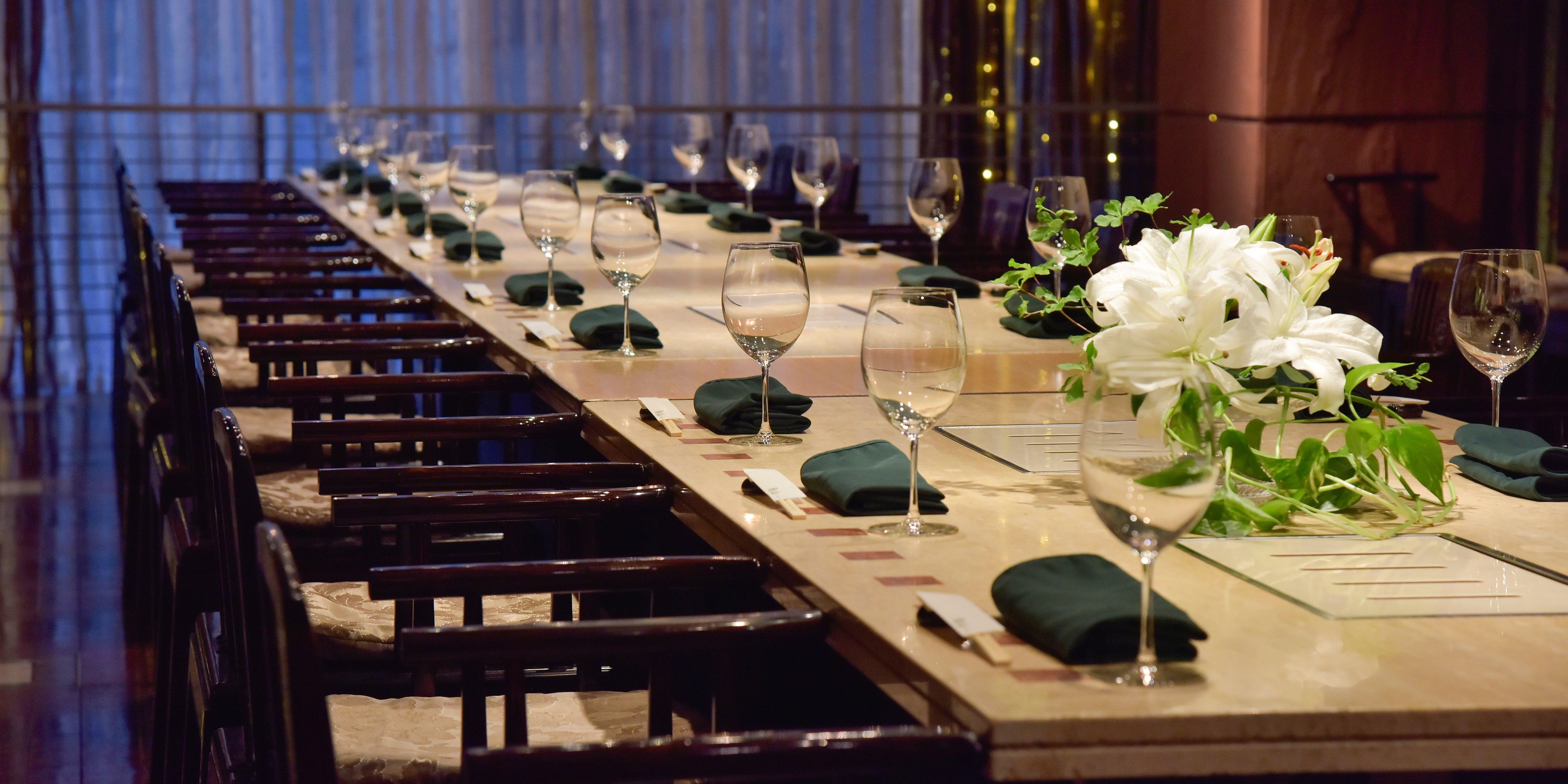 記念日におすすめのレストラン・雅山GARDENの写真1