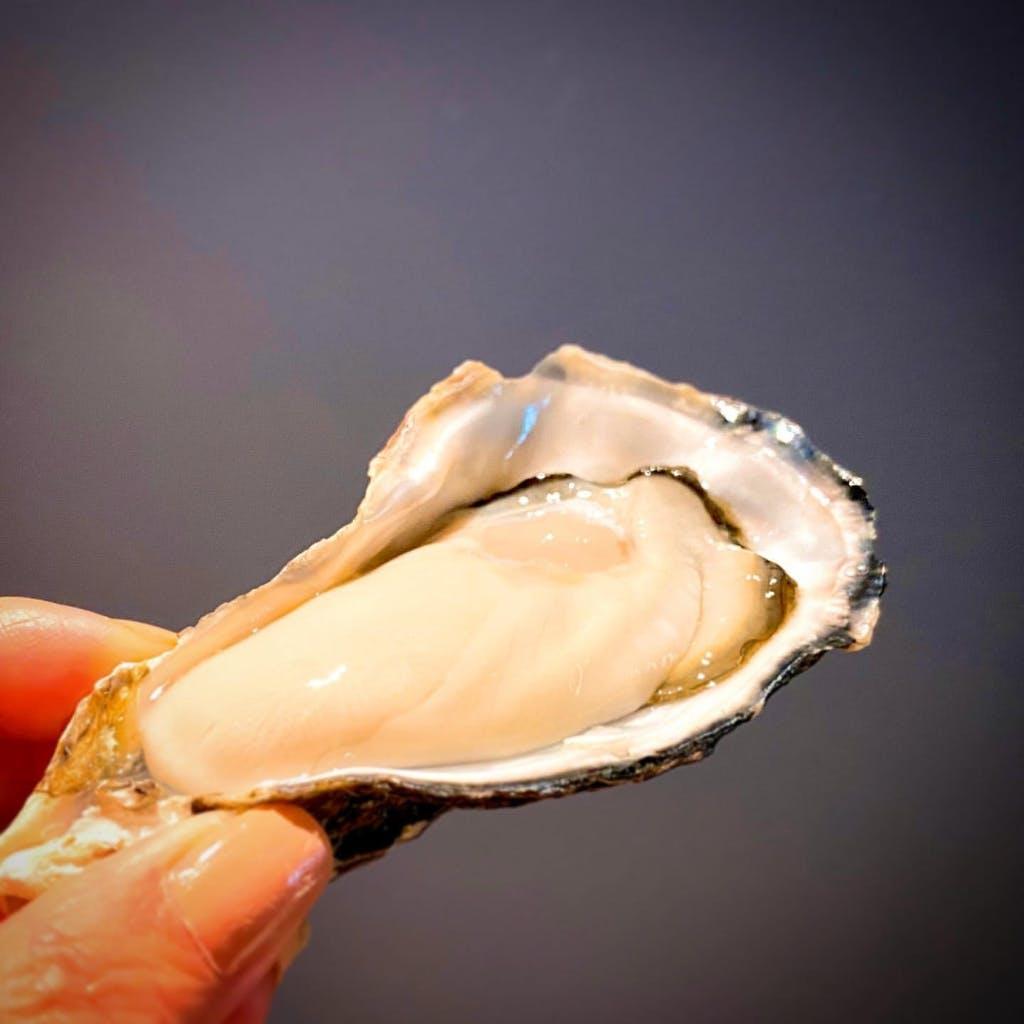 世界中の有名ブランド牡蠣を堪能