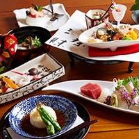 素材本来の味を生かした京料理の数々