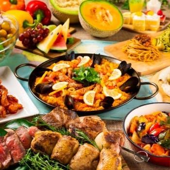 旬の食材を使った本格的イタリアン