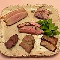 鴨肉と季節を感じる逸品料理の数々
