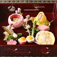 日本の美しい四季を感じる京懐石