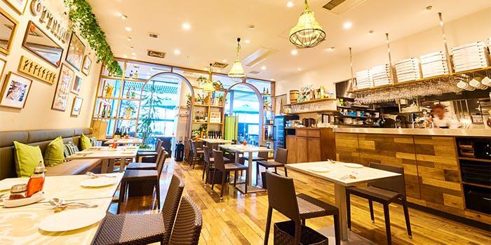 記念日におすすめのレストラン・オッティモ・キッチン ワテラス店の写真1