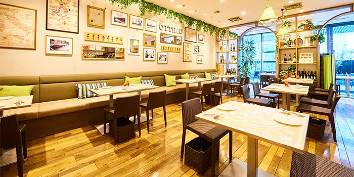 記念日におすすめのレストラン・オッティモ・キッチン ワテラス店の写真2