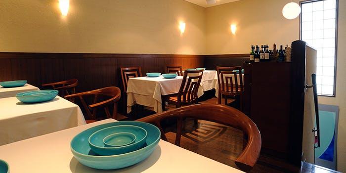 記念日におすすめのレストラン・HOMMAGEの写真1