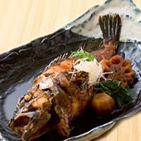 煮物と日本酒の絶妙なコラボレーション