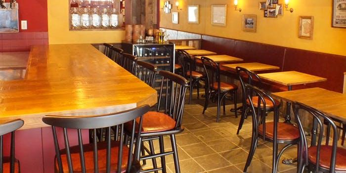 記念日におすすめのレストラン・ビストロ カリテプリの写真1