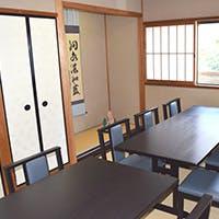 茶道の伝統が息づく空間・個室は様々な利用シーンに対応
