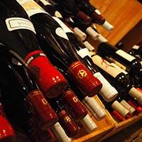 ソムリエ厳選の熟成ワインを心ゆくまで