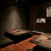 掘りごたつの完全個室