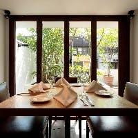 閑静な白金の地にたたずむ自然派フレンチレストラン