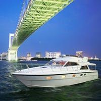 運河沿いのレストラン~東京夜景を愉しむ~