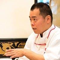 シェフの感性が光る極上の中国料理