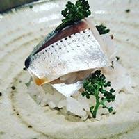 天然鮮魚と旬の野菜