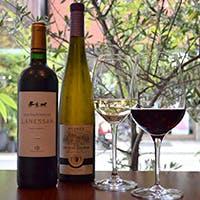 美味しい料理とワインを愉しむ