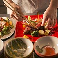 素材の美味しさを生かした料理の数々