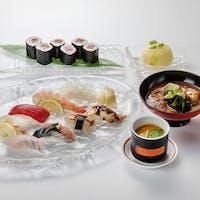 寿司 銀明翠 博多/ホテル日航福岡