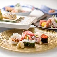 最上級の食材を、寿司「銀明翠 博多」ならではの味にかえてお楽しみ頂きます