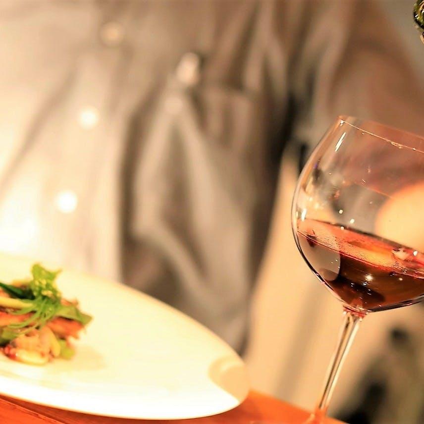 五感で感じる料理×醸造酒のマリアージュ