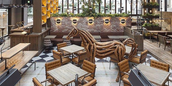 記念日におすすめのレストラン・バランカの写真1