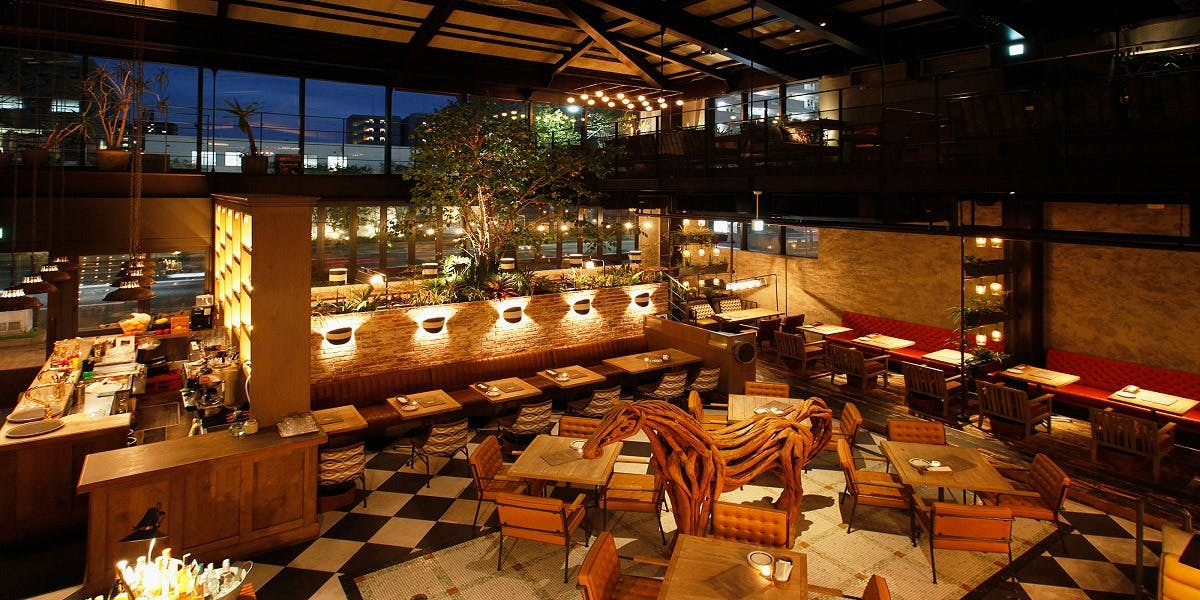 記念日におすすめのレストラン・granary cafe(旧BARRANCA)の写真1