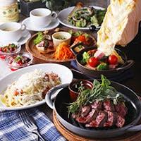 地方の郷土料理も味わえる本格イタリアン