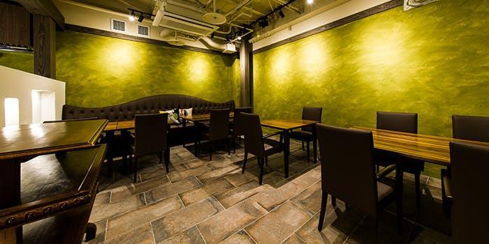 記念日におすすめのレストラン・レストラン デルマールの写真1