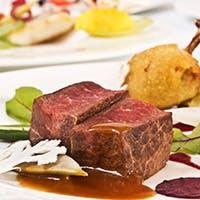 食材が持つ味、色、食感、香りを 最大限に生かす まったく新しいフレンチ