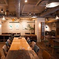 ジャズ・クラブ「ブルーノート東京」が手掛けるカフェ