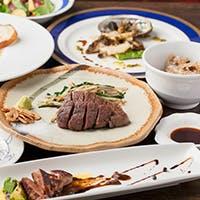 美味しいステーキと鉄板料理を接待や記念日に