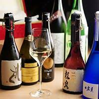 氷温(-5℃)庫・常温庫で熟成させた日本酒