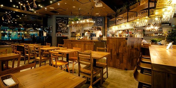 記念日におすすめのレストラン・スパイスビストロBの写真1