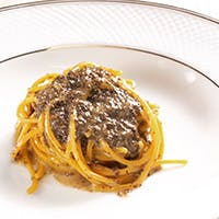 こだわりの食材を使用したイタリア料理