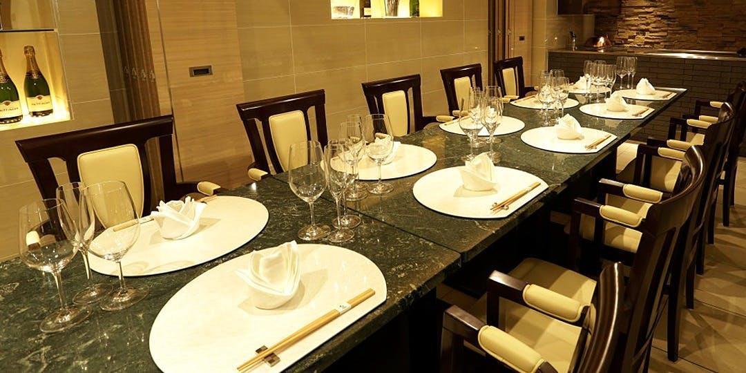 記念日におすすめのレストラン・Grill-Pan Zenの写真1